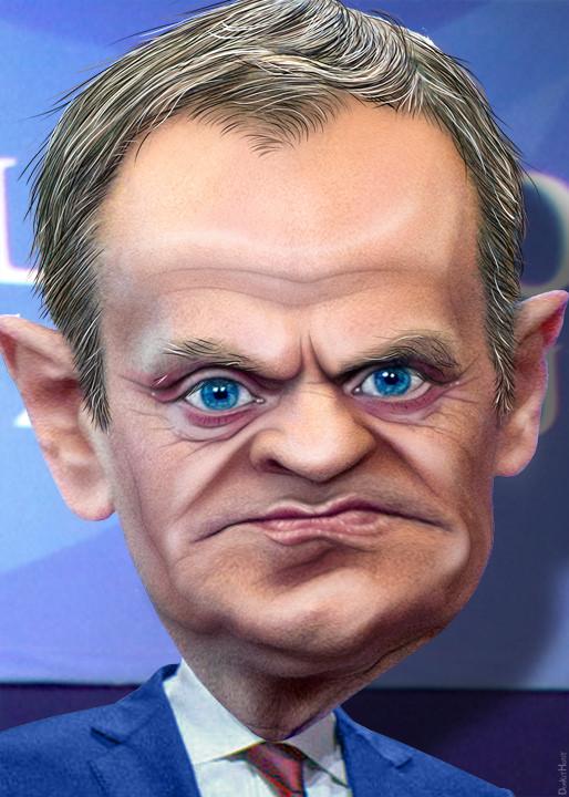 """Pour Donald Tusk, les promoteurs du Brexit ont """"une place spéciale en enfer"""" (sic)"""