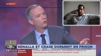 """""""Valeurs Actuelles"""" va révéler un contrat de 6 millions d'euros entre Alexandre Benalla, 26 ans, et... la Chine (VIDÉO)"""