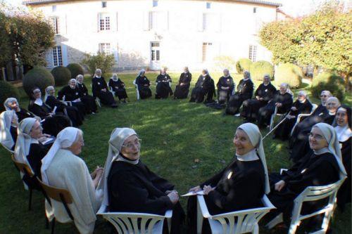 Immersion chez les religieuses de Bouzy-la-Forêt (Loiret)