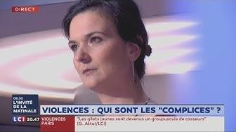 Laetitia Dewalle : « Que les anti-Gilets Jaunes versent à une association la prime d'activité obtenue grâce à nous ! »