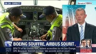 Les difficultés de Boeing avec le 737 Max profitent-elles à Airbus ? (Nicolas Doze)