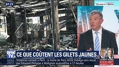 Quel va être le montant de la facture du mouvement des Gilets Jaunes ? (Nicolas Doze)