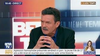 """Edwy Plenel : """"Emmanuel Macron veut mettre le pays à genoux, il est dans une dérive totalitaire"""" (VIDÉO)"""