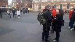 France 3 prise en flagrant délit de manipulation de l'information sur les Foulards Rouges (VIDÉO)