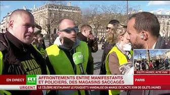 Ce Gilet Jaune ne comprend pas que « Macron envoie ses troupes contre son propre peuple » (TÉMOIGNAGE)