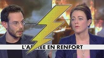 Clément Viktorovitch VS Marie-Laure Harel qui qualifie les casseurs de terroristes : « Vous vous ridiculisez ! »