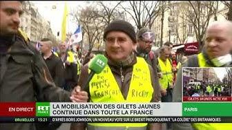 Henri, Gilet Jaune : « Emmanuel Macron a été élu par accident » (VIDÉO)