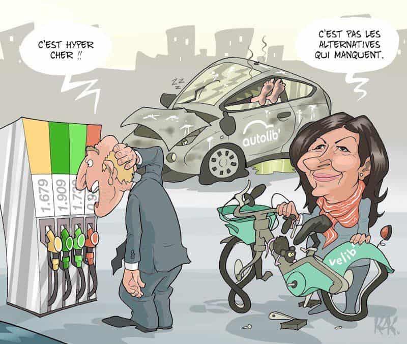 Paris : un deuxième mandat d'Hidalgo, vraiment ?