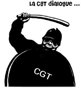 La CGT encore une fois épinglée pour le traitement de ses salariés