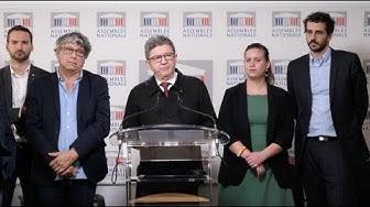 Jean-Luc Mélenchon demande aux militaires de Sentinelle de ne pas tirer ce samedi même si l'ordre leur est donné (VIDÉO)