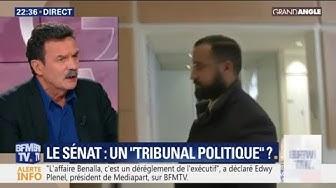 """Edwy Plenel annonce que Mediapart """"va révéler un nouveau personnage de l'affaire Benalla"""" (VIDÉO)"""