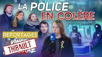 La police en colère (Les Reportages du Média pour Tous)