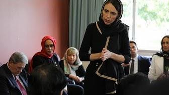 Nouvelle-Zélande : le Premier ministre se voile pour s'adresser aux musulmans (VIDÉO)