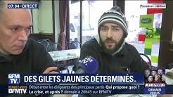 À Roanne (Loire), la détermination de ces Gilets Jaunes reste intacte