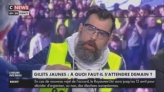 Jérôme Rodrigues : « Pascal Praud, soyez mesuré, je ne suis pas un terroriste » (VIDÉO)