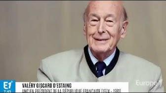 Les députés européens ne sont que les garants des traités ! (Valéry Giscard d'Estaing)
