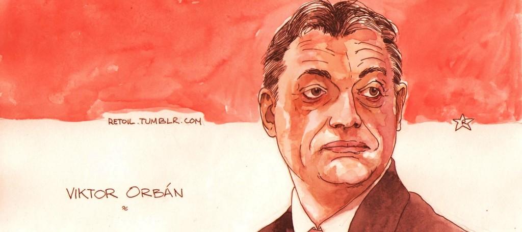 Orban et le mensonge européen