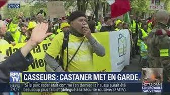Acte XXIII : Paris se prépare à l'Ultimatum II des Gilets Jaunes à Macron