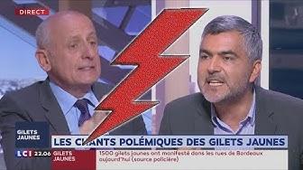 Jean-Michel Aphatie se fait massacrer par Sergio Coronado : « Vous êtes une caricature de journaliste ! » (VIDÉO)