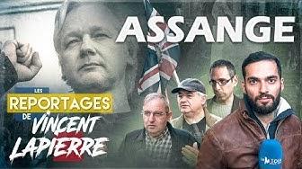 Libérez Assange ! (Les Reportages de Vincent Lapierre)