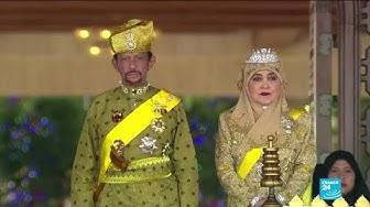 Le sultan de Brunei instaure la Charia