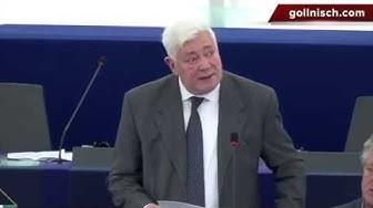 """Parlement européen : Bruno Gollnisch dénonce une """"dynamique de groupe luciférienne"""" (VIDÉO)"""