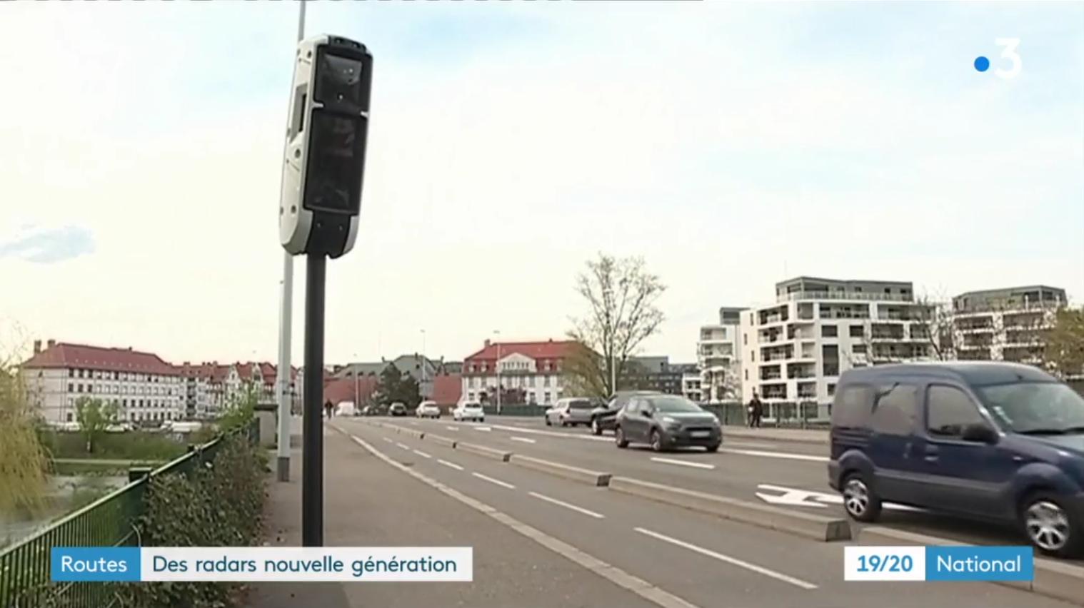 Routes : 400 radars nouvelle génération bientôt déployés sur le territoire (de ce qui ressemble de plus en plus à un État policier)