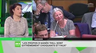 Lobby homo : Des associations extrémistes réclament l'exclusion d'Agnès Thill de LREM (VIDÉO)