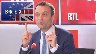 Florian Philippot défend le Frexit face à l'agressivité d'une journaliste adoratrice de l'UE… (VIDÉO)