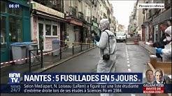 5 fusillades en 5 jours : la hausse de la criminalité à Nantes inquiète
