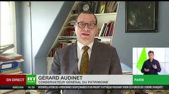 Notre-Dame : « Une hérésie de vouloir mettre une construction moderne sur cette cathédrale » (Gérard Audinet, conservateur général du patrimoine)