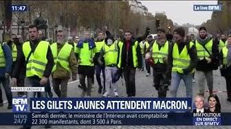Avant même les annonces d'Emmanuel Macron, les Gilets Jaunes appellent à manifester le 20 avril (VIDÉO)
