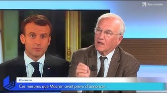 """Gilles Carrez : """"C'est injuste de réindexer uniquement les pensions de retraite inférieures à 2000 euros !"""""""