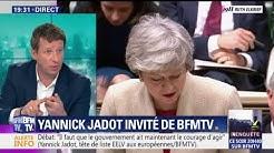 """Yannick Jadot sur le Brexit (et la démocratie) : """"Assez, c'est assez"""""""