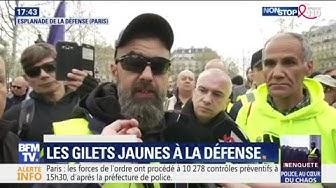 """Jérôme Rodrigues : """"Aujourd'hui, on voulait dénoncer l'injustice fiscale"""""""