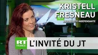 Gilets jaunes : la journaliste Kristell Fresneau dresse le bilan de l'acte 22 (VIDÉO)