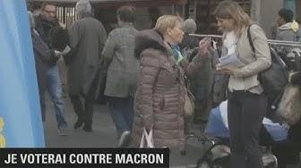 Des militants LREM reçoivent un accueil hostile à Montrouge lors d'un tractage (VIDÉO)