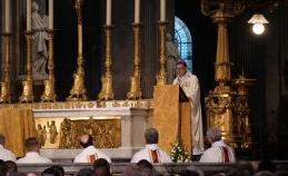 La belle homélie de Mgr Michel Aupetit (Messe chrismale à Saint-Sulpice, Paris 6e)