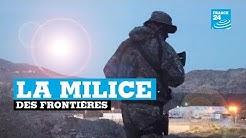 Des milices volontaires à la frontière États-Unis – Mexique