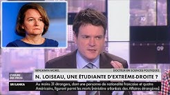 Morel affirme que l'UED pour lequel Loiseau était candidate était antisémite