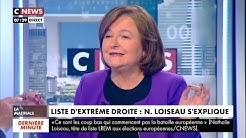 « Si j'avais voulu rester d'extrême droite » : Le lapsus de Nathalie Loiseau (VIDÉO)