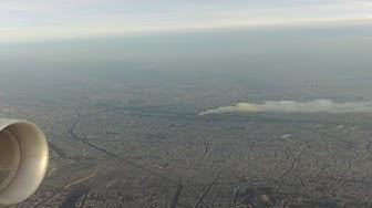 Ce passager a filmé l'incendie de Notre-Dame depuis son avion (VIDÉO)