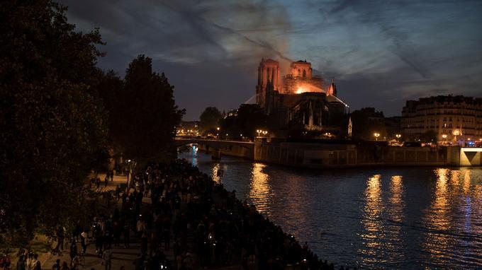 Notre-Dame en flammes : un appel au sursaut national !