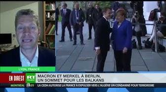 Sommet sur les Balkans : « Le pyromane revient sur la scène du crime » (Nikola Mirkovic)