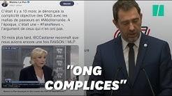 Pour Le Pen, Castaner donne enfin raison au RN sur les clandestins et les ONG immigrationnistes