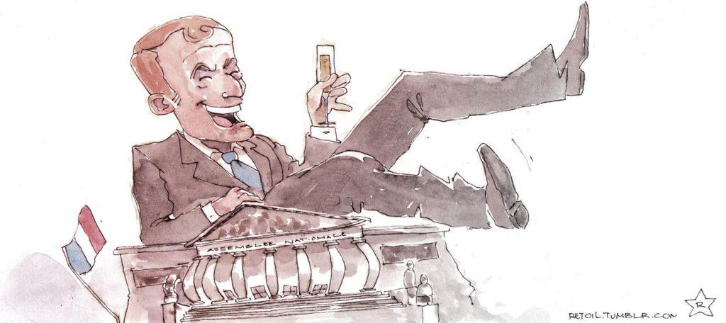 Les retraites : cacophonie et duplicité sont les marques du macronisme