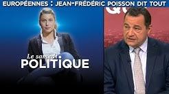 Européennes : Jean-Frédéric Poisson dit tout (VIDÉO)