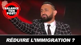 """Faut-il réduire l'immigration en France ? Débat chaud dans """"Balance Ton Post"""" avec André Bercoff, Alexandre del Valle, Éric Naulleau, Vincent Vauclin et Jean Messiha (VIDÉO)"""