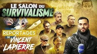 Le Salon du survivalisme (Les Reportages de Vincent Lapierre)