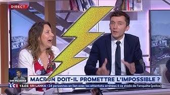 Clash entre Julien Sanchez (RN) et Sandra Regol (EELV, immigrationniste) (VIDÉO)